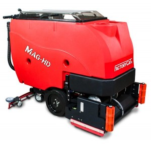 Factory Cat MAG-HD Scrubber Sweeper Houston TX
