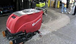 Factory Cat Advance Sweeper Scrubber Maintenance Tips Houston TX