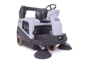 Nilfisk Advance SW5500 Indoor Outdoor Dry Sweeper Houston TX